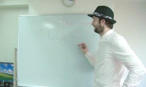 Turkish lesson