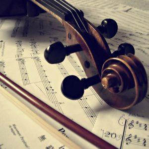①バイオリン