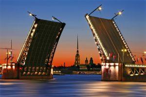 ロシア 橋